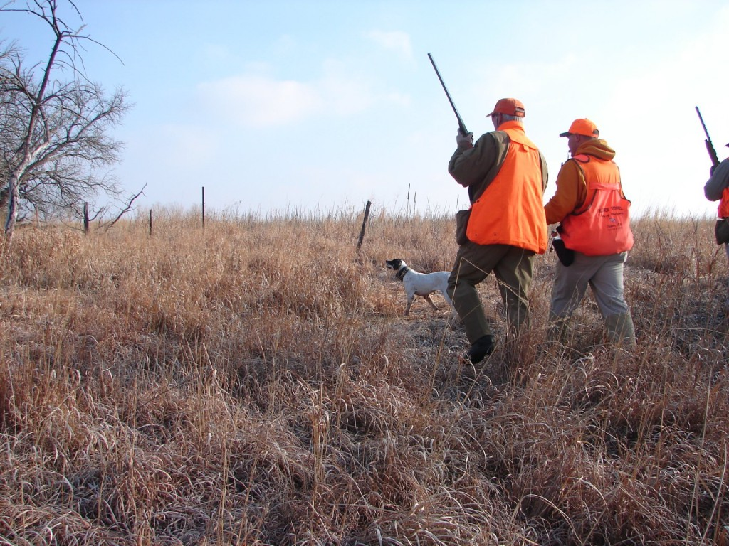 Kansas Hunting Lodge | Pheasant Hunting | Upland Bird Hunts