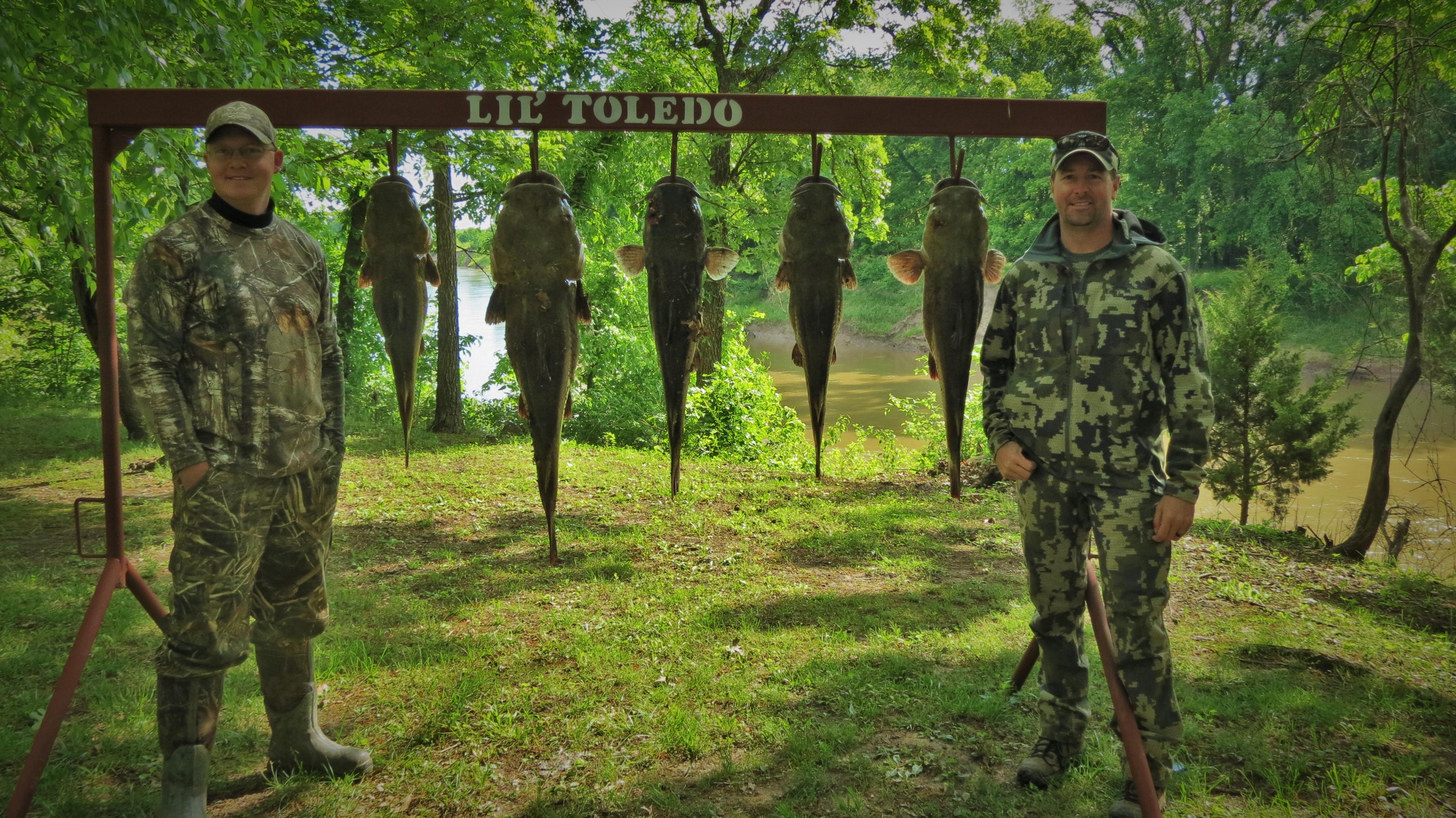 Trophy Bass & Catfish
